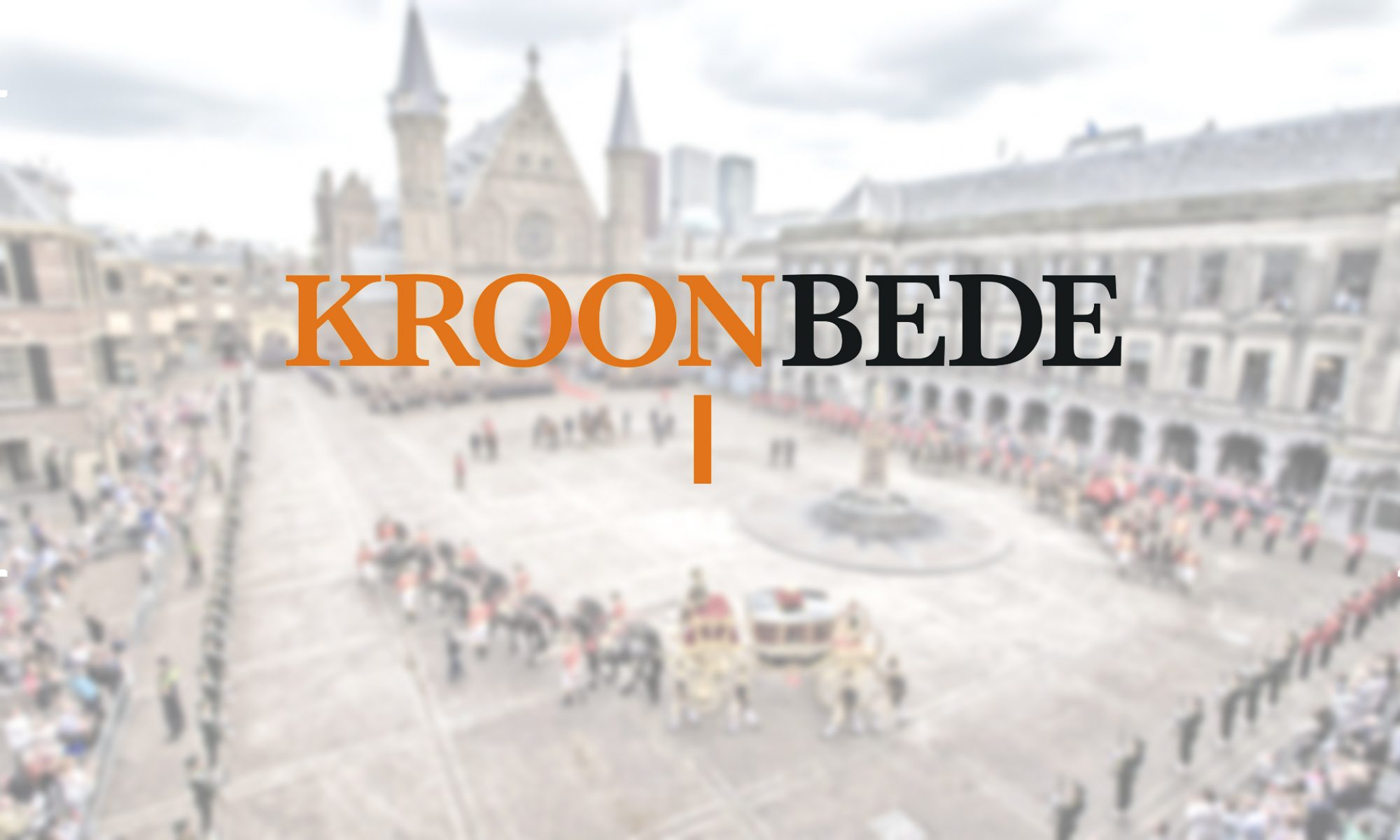 Kroonbede: 8 september 2020
